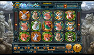 12 Zodiacs Pokie game screenshot image