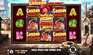 The Great Chicken Escape Pokie Game screenshot image