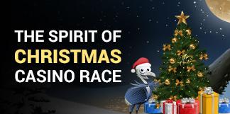 The Spirit of Christmas Casino Race